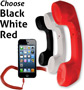 Classic Retro Phone Handset by GeekTek