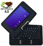 "NEW 7"" Netbook with Swivel & Touch Screen featuring Android 4.0"