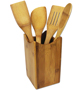 5pc Bamboo Utensil Set