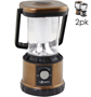 Mighty Mini Lantern 2-Pack (Copper/ Silver) - #6752