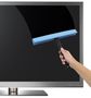 Big Screen Microfiber Squeegee by Ideaworks - #6806