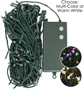 200 LED Battery Operated String Lights (Warm White Only) - #6836