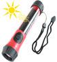 Solar Powered Flashlight - #6867