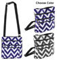 Chevron Crossbody Bag - Choose Your Color - #7137
