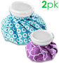 Reusable Vintage Ice Bag Set by Spa Savvy - #7191