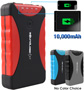 Water Resistant 10,000 mAh Power Bank with Dual USB - #7322